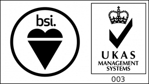 bsi UKAS Accreditation